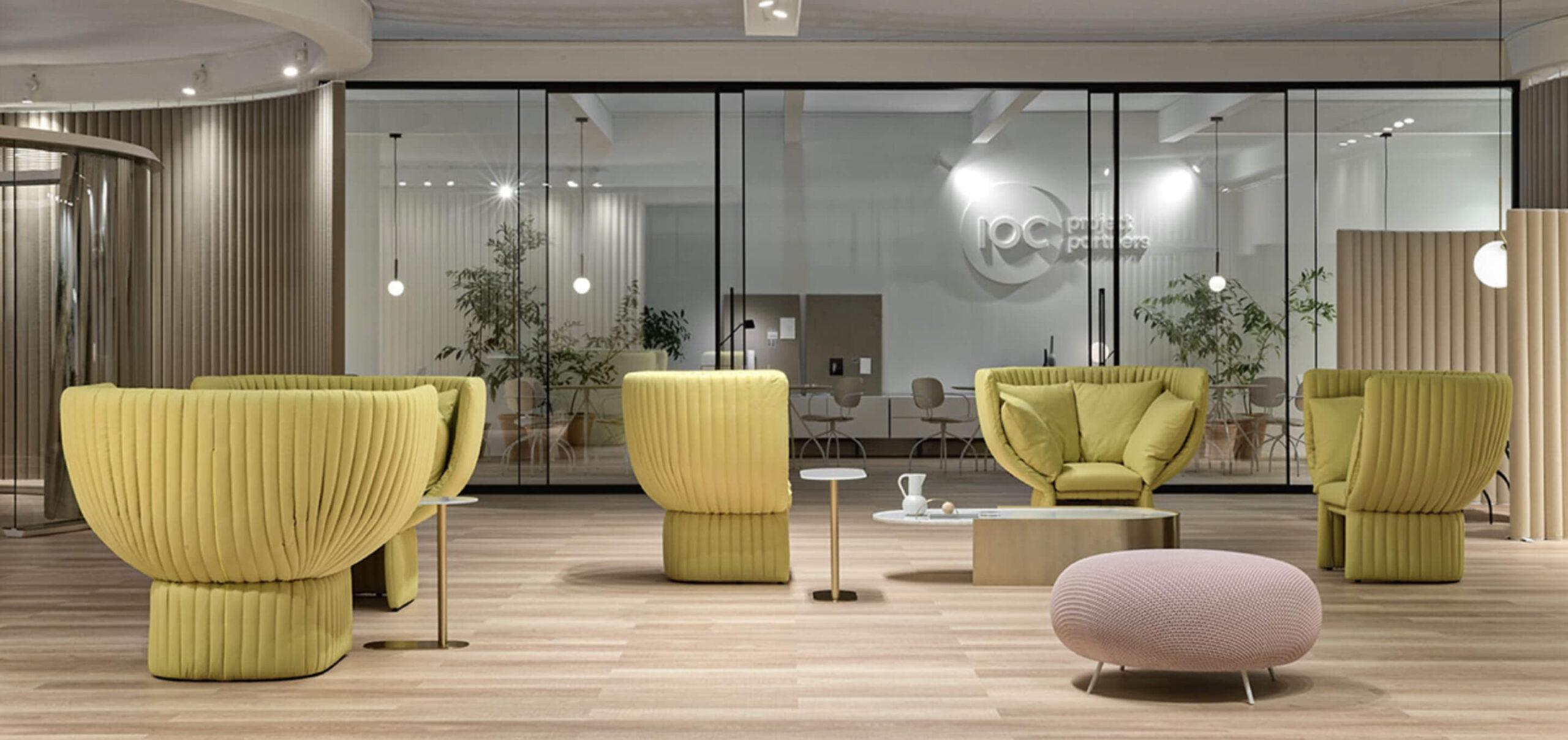IOC S.p.a - Salone del mobile Milano